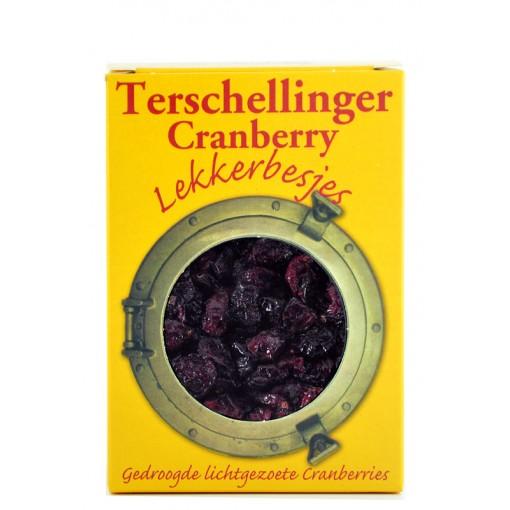 Gedroogde Cranberries van Terschellinger