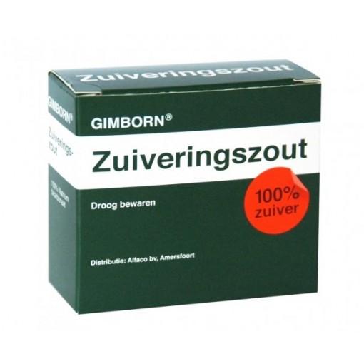 Zuiveringszout van Gimborn