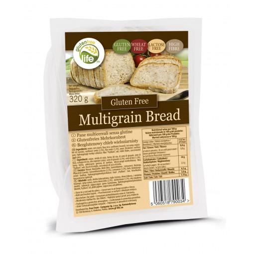 Meergranen Brood van Gluten Free Life