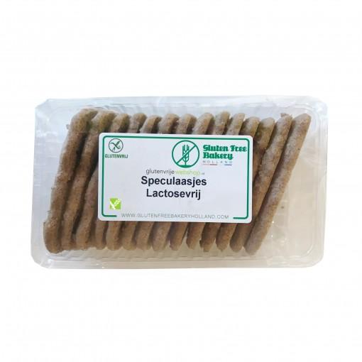 Speculaasjes Lactosevrij van Gluten Free Bakery Holland