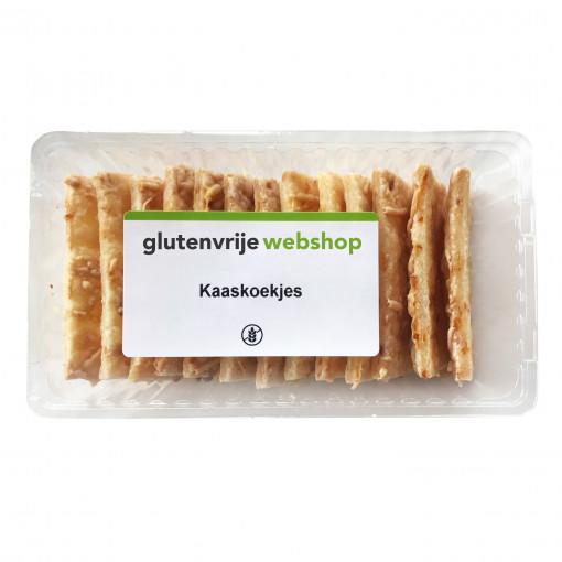 Kaaskoekjes van Glutenvrije Webshop Basics