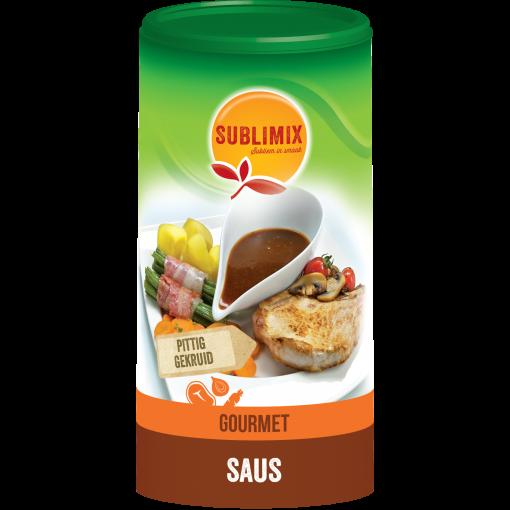 Gourmet Saus 280 gram van Sublimix
