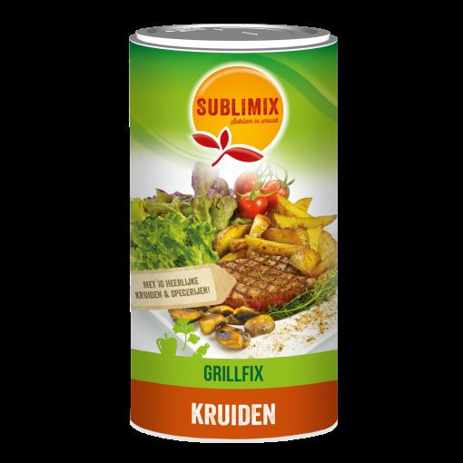 Grillfix 250 gram van Sublimix