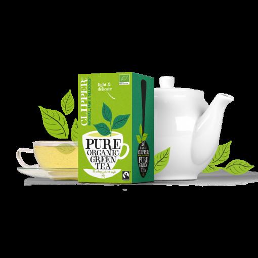 Green Tea van Clipper
