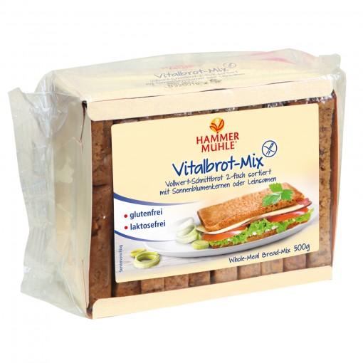 Vitaalbrood Mix van Hammermuhle