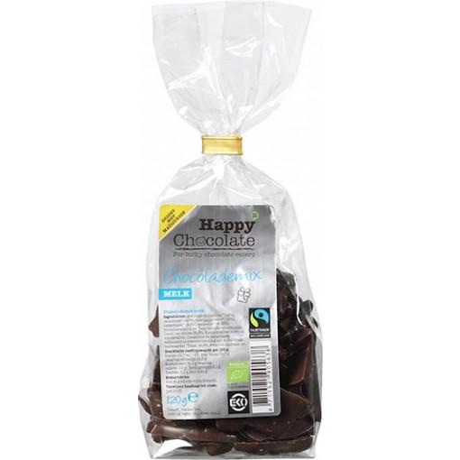 Mini Letters Melk van Happy Chocolate