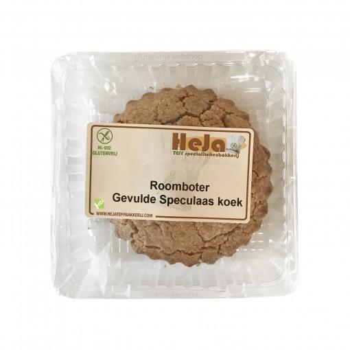 Gevulde Speculaas Koek van Gluten Free Bakery Holland