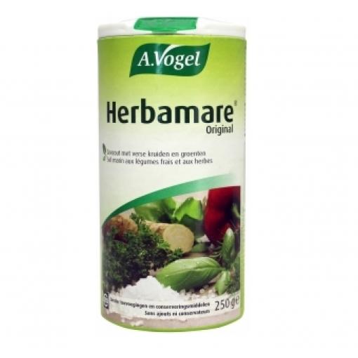 Herbamare Kruidenzout 250 gram van A. Vogel