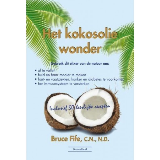 Het Kokosolie Wonder van Succesboeken