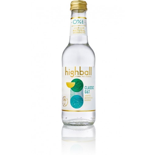 Classic Gin & Tonic Alcoholvrij van Highball