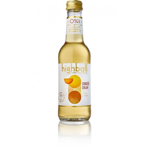 Ginger Dram Alcoholvrij van Highball