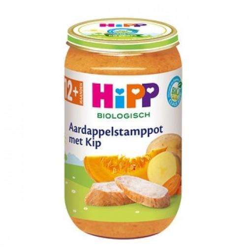 Aardappelstamppot Met Kip 12+ Maanden van HiPP
