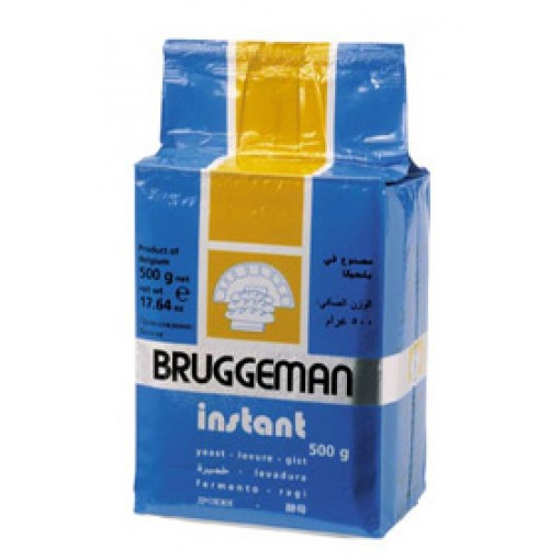 Instant Gist 500 gram van Bruggeman