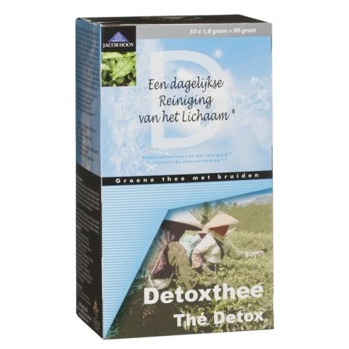 Detoxthee van Jacob Hooy