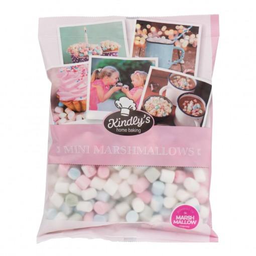 Mini Marshmallows van Kindly's