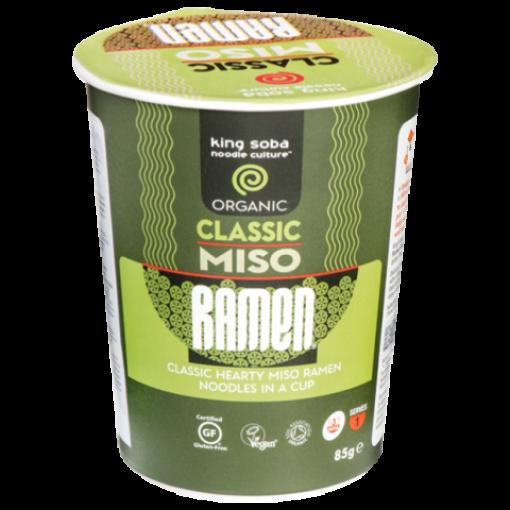 Miso Ramen Classic (cup) van King Soba