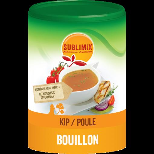 Kippenbouillon 220 gram van Sublimix