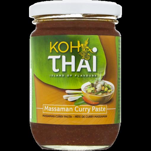 Massaman Curry Paste (pot) van Koh Thai