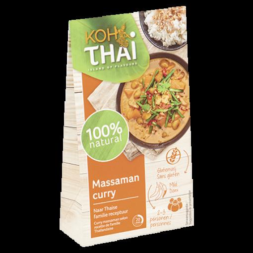 Massaman Curry (zakje) van Koh Thai