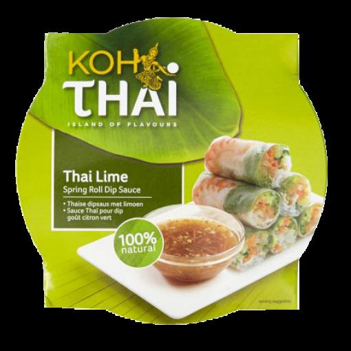 Thai Lime Dipsaus van Koh Thai