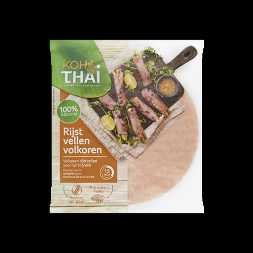 Volkoren Rijstvellen van Koh Thai