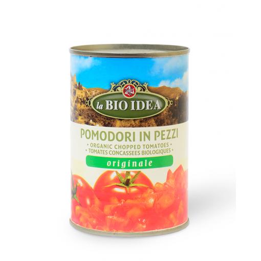 Tomaten Stukjes van La Bio Idea