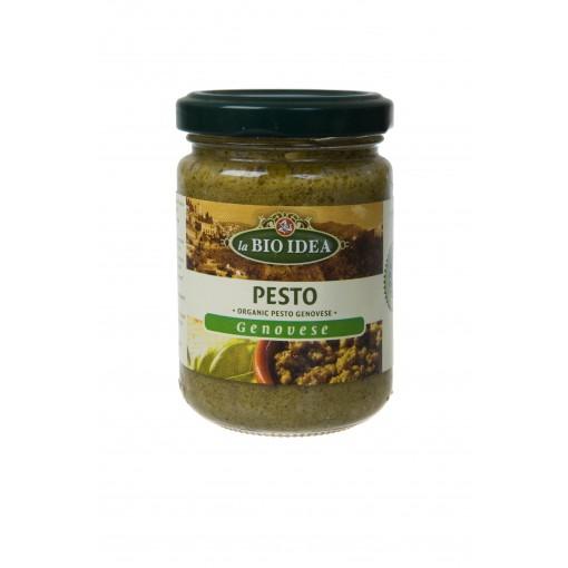 Pesto Genovese van La Bio Idea