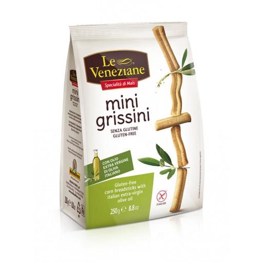 Mini Grissini (soepstengels) van Le Veneziane