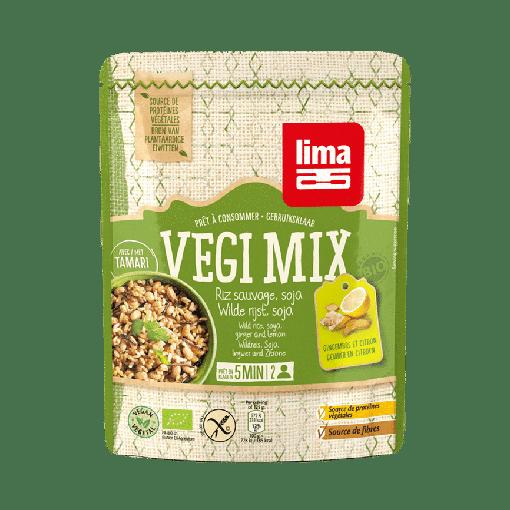 Vegi Mix Gember Wilde Rijst & Soja van Lima