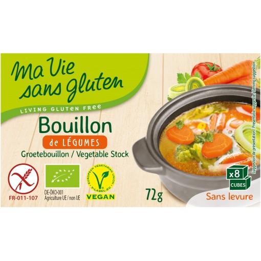 Groentebouillon van Ma Vie Sans Gluten