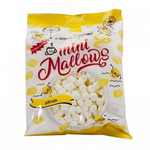 Mini Marshmallows Citroen van Marshmallow Company