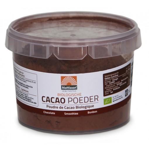 Cacao Poeder 100 gram van Mattisson
