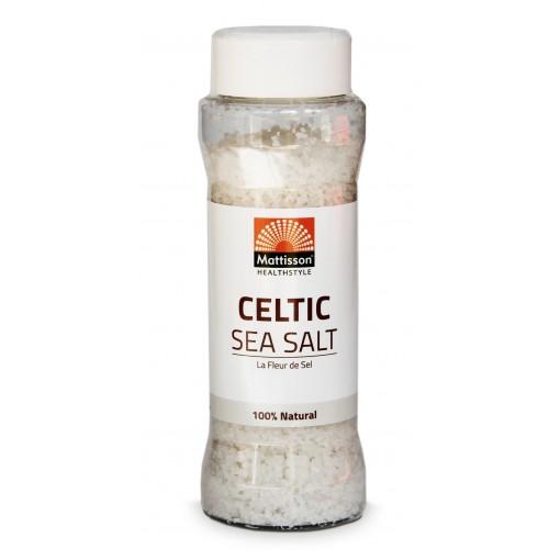 Keltisch Zeezout Fleur de Sel van Mattisson