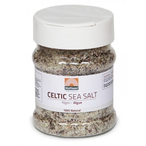 Keltisch Zeezout Strooibus van Mattisson