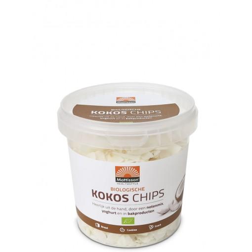 Kokos Chips Biologisch van Mattisson