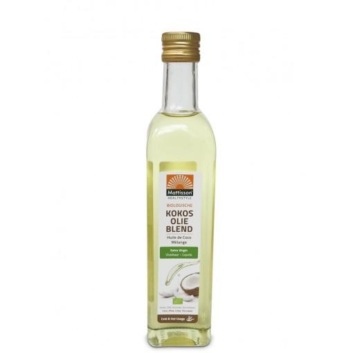 Kokosolie Blend Extra Virgin 500 ml van Mattisson