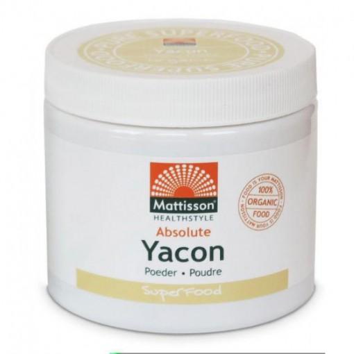 Yacon Poeder van Mattisson