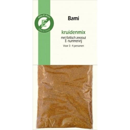 Kruidenmix Bami van Mix-E-free