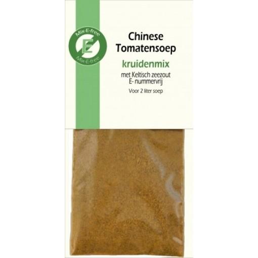 Kruidenmix Chinese Tomatensoep van Mix-E-free