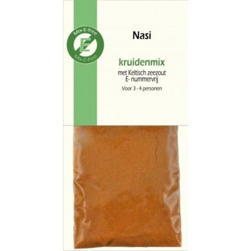 Kruidenmix Nasi van Mix-E-free