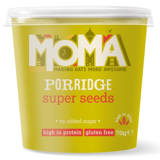 Instant Havermout Super Seeds van MOMA