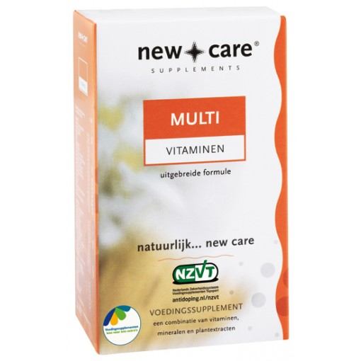 Multi 60 Tabletten van New Care