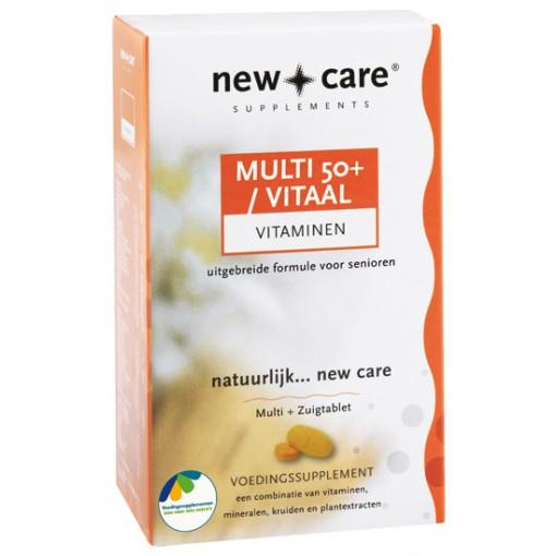 Multi 50+ / Vitaal van New Care