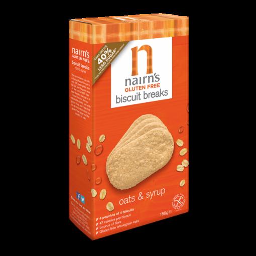 Biscuit Breaks Haver & Siroop van Nairn's