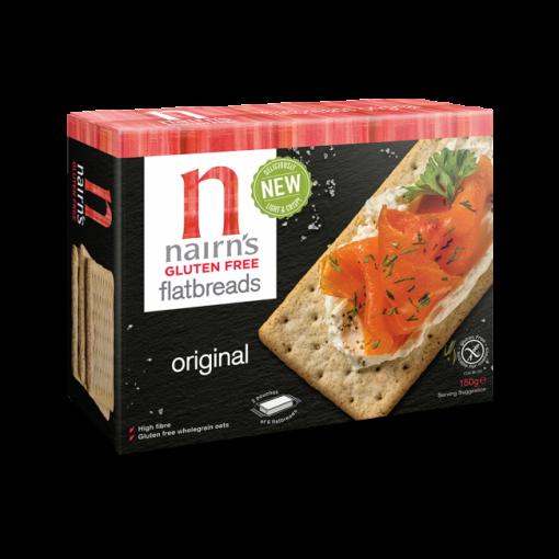 Flatbreads Original van Nairn's