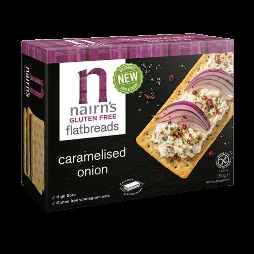 Flatbreads Caramelised Onion van Nairn's