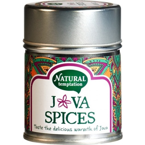 Kruidenmix Java Spices van Natural Temptation