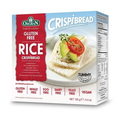 Rijst Crackers van Orgran