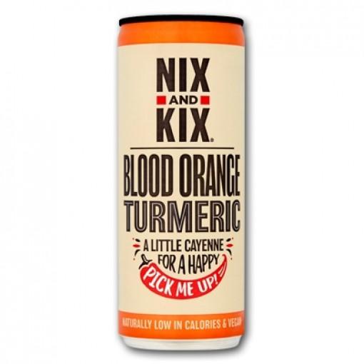 Blood Orange Turmeric Blikje van Nix & Kix