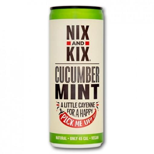 Cucumber Mint Blikje van Nix & Kix